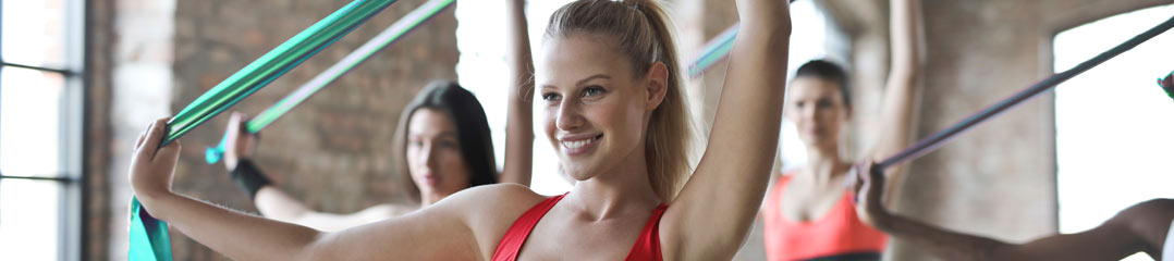 Fitness-Probetraining — Zum Reinschnuppern